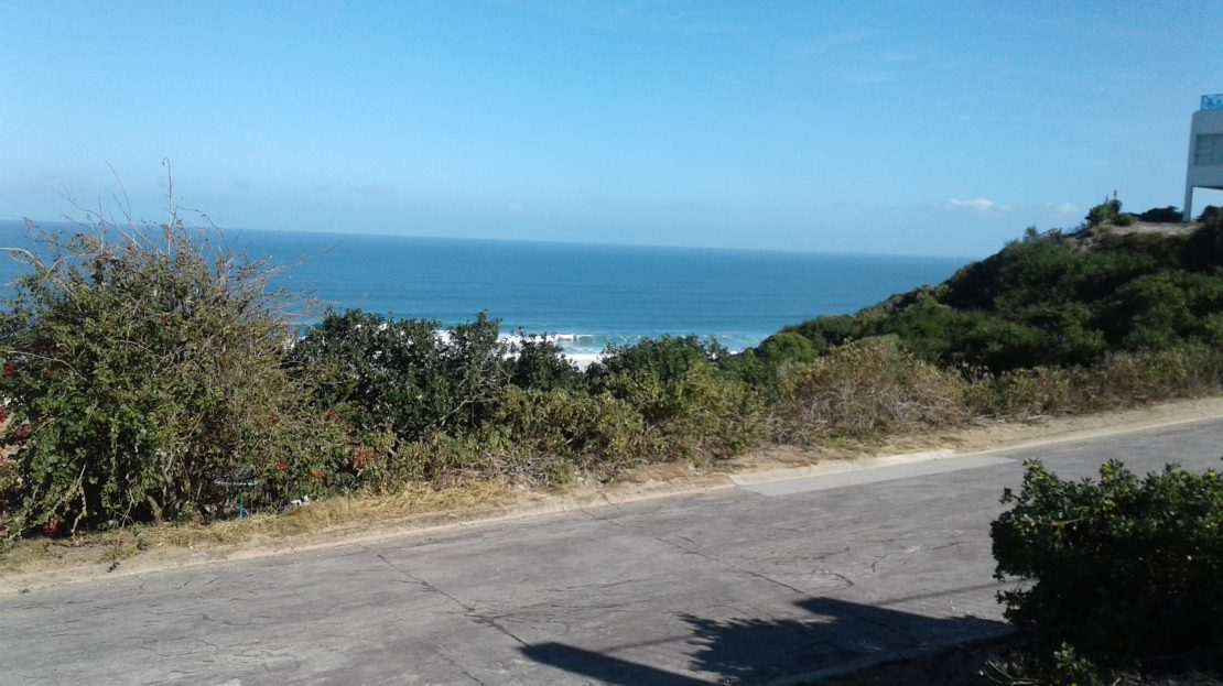 Plot With Ocean View For Sale Blue Horizon Bay