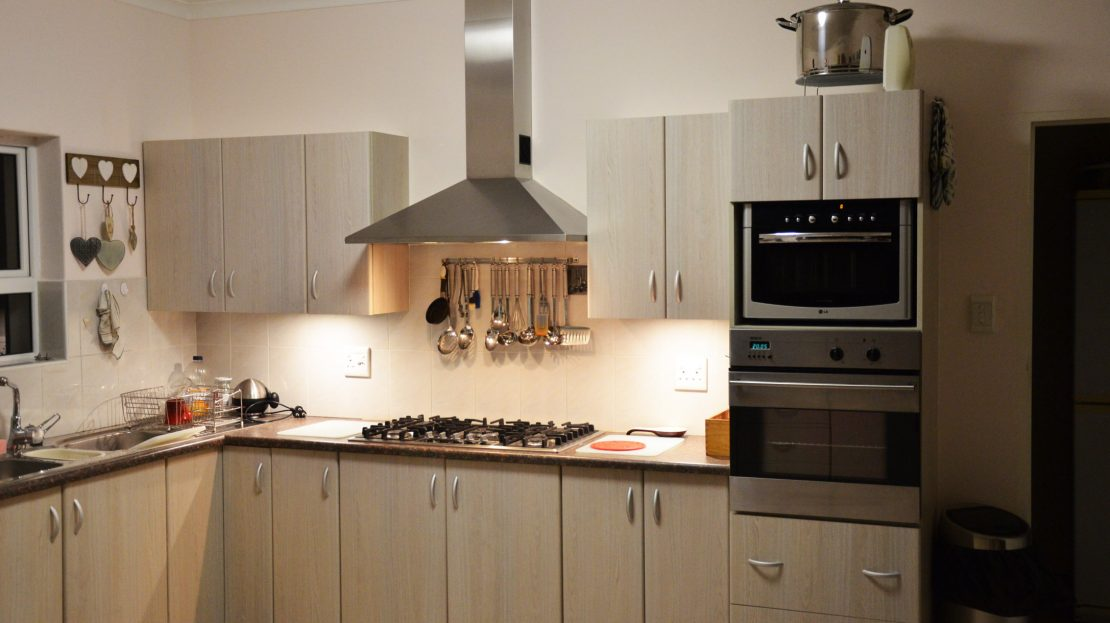 4 Bedroom Blue Horizon Bay House Kitchen