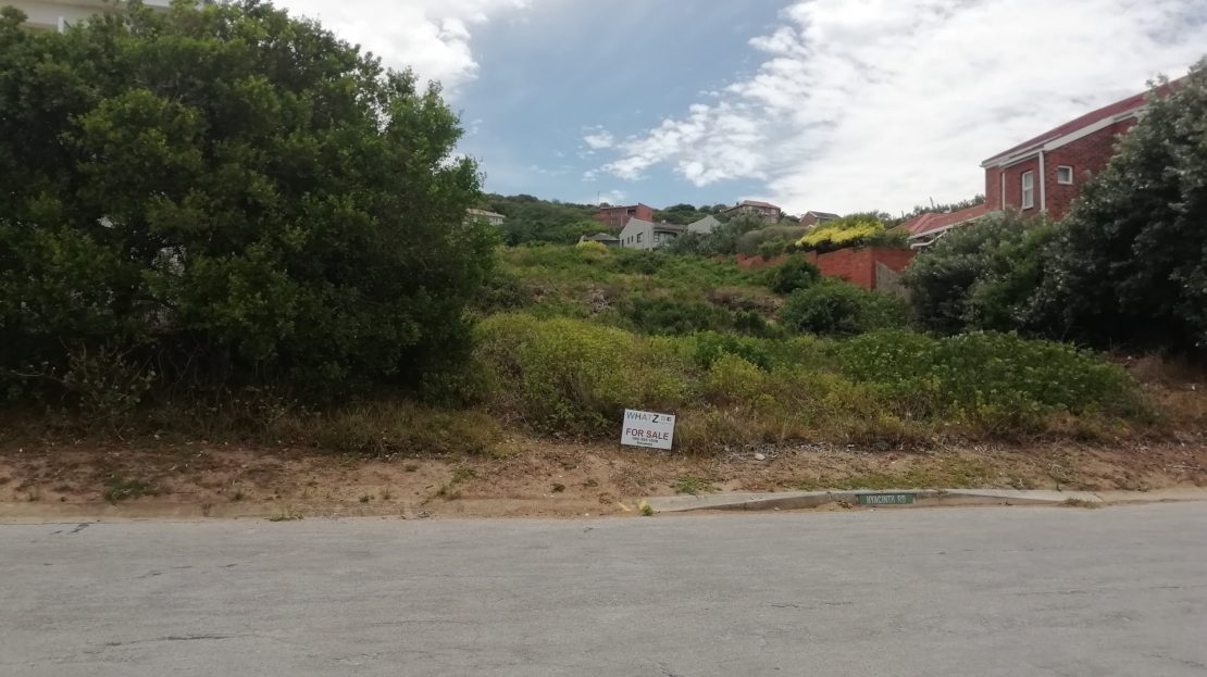 Vacant Plot Blue Horizon Bay 52 Hyacinth Road