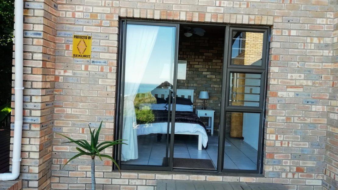 3 Bedroom Ocean View Drive House Flatlet Sliding Door