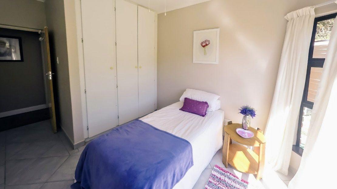 4 Bedroom House Hyacinth Road Bedroom Bed