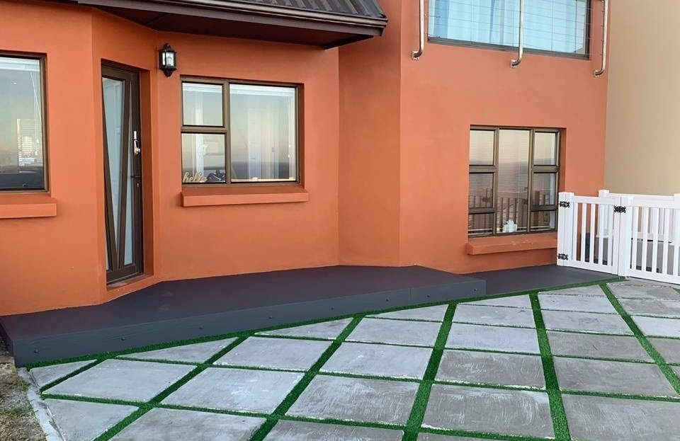 4 Bedroom House Hyacinth Road Outdoor Space
