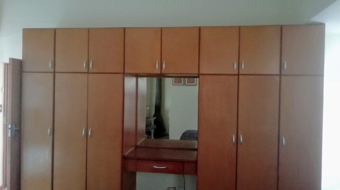 Dahlia Street House Bedroom Built-in Cupboards