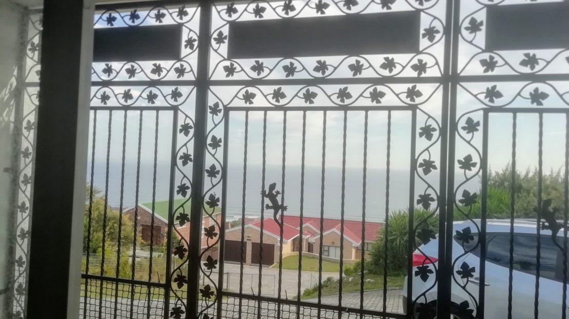 Dahlia Street House Security Gates