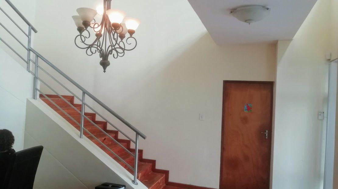 Dahlia Street House Stairs