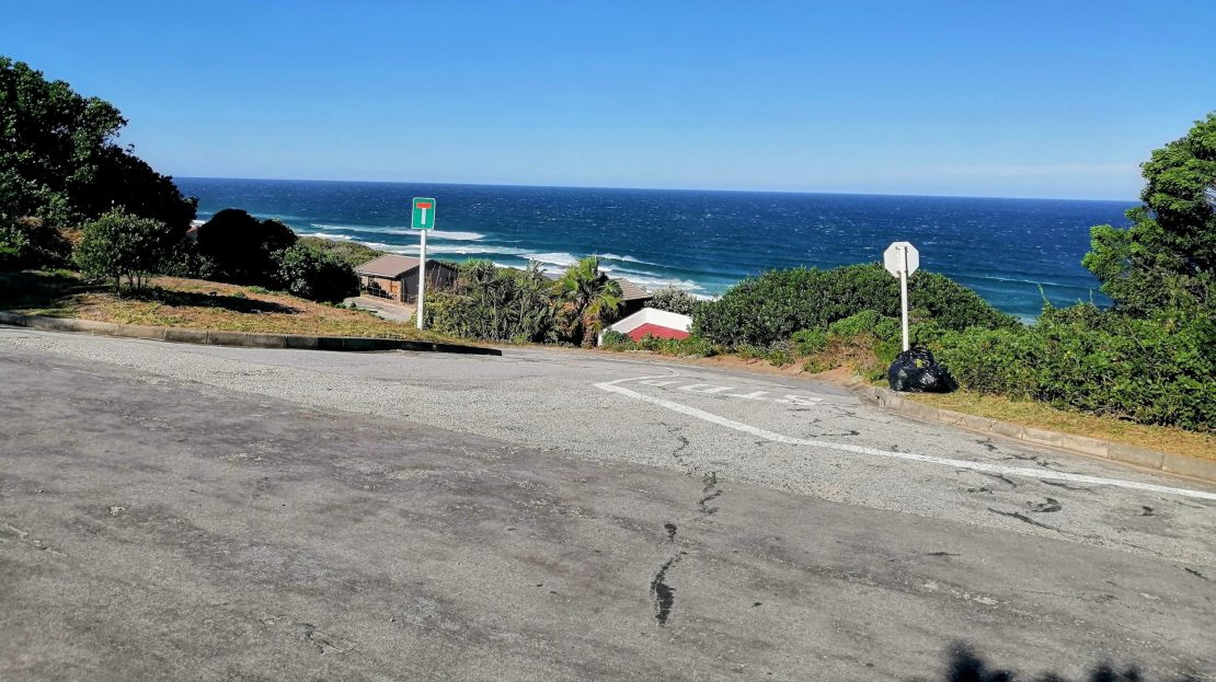 vacant plot for sale scenic ocean view